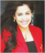 Rajita Chaudhuri Chief Consulting Editor's Desk