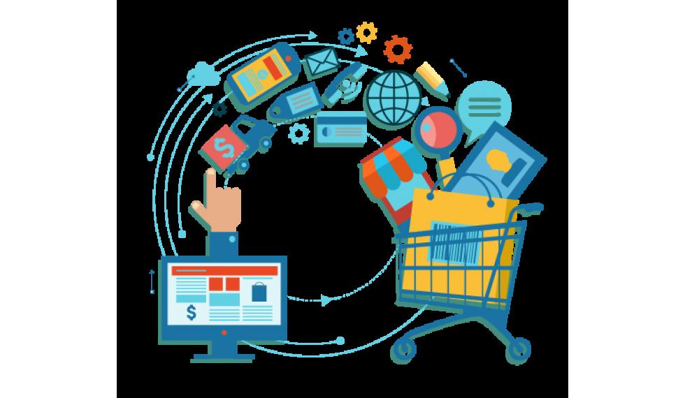 Ecommerce Website Design Portal